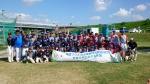 韓国少年野球選抜チームと交流