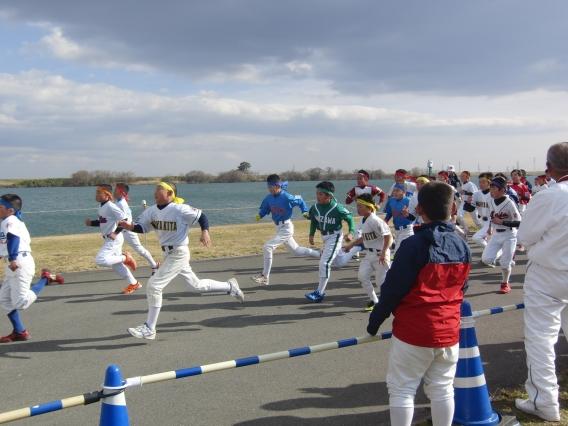 親睦駅伝・マラソン大会開催されました!
