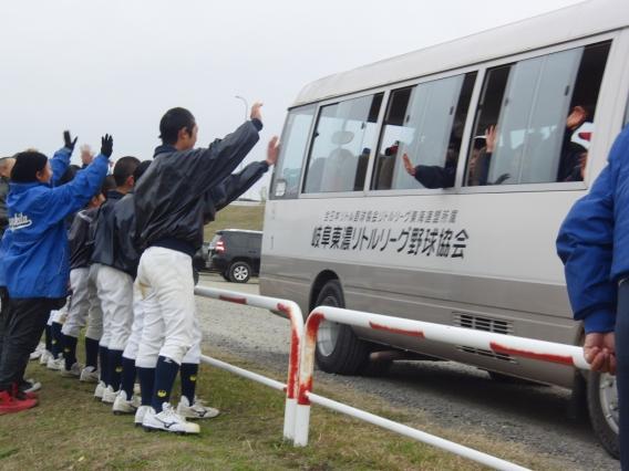 岐阜東濃リーグと交流戦☆